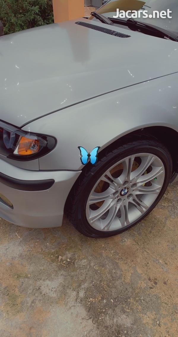 BMW 3-Series 3,0L 2002-9