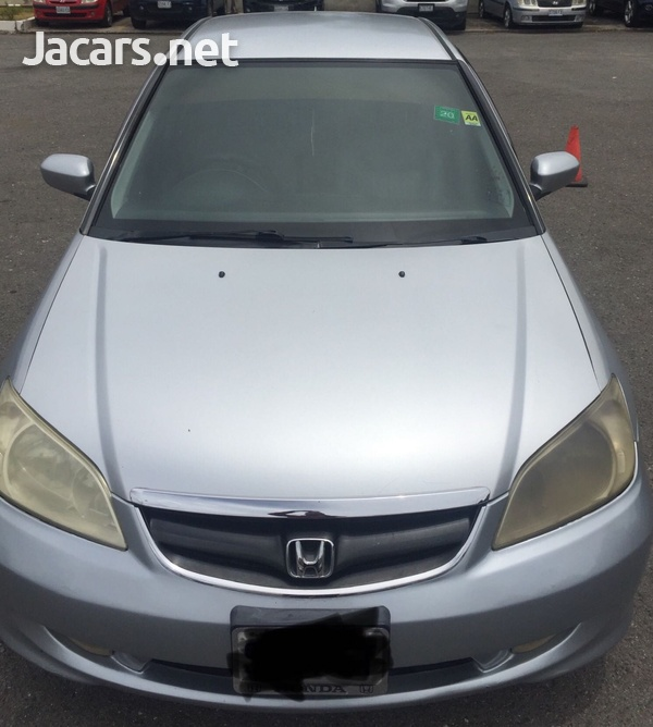 Honda Civic 1,7L 2004-5
