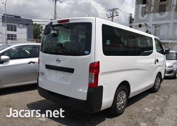 Nissan Caravan 2,3L 2015-12