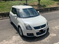 Suzuki Swift RS 1,6L 2007