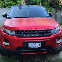 Land Rover Range Rover 2,0L 2014