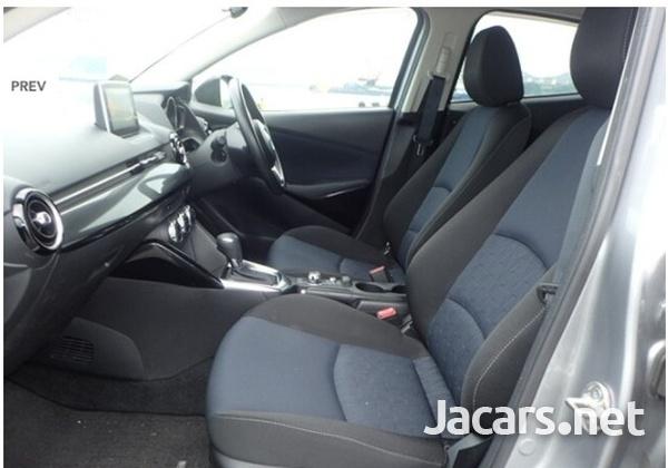 Mazda Demio 1,5L 2016-13