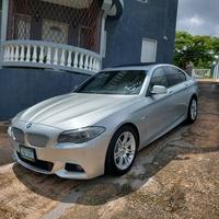 BMW 5-Series 4,4L 2012