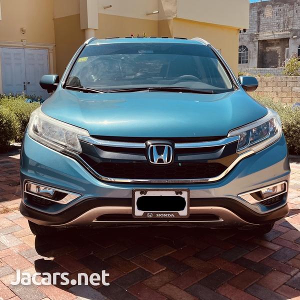 Honda CR-V 2,4L 2015-4
