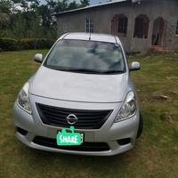 Nissan Latio 1,7L 2014