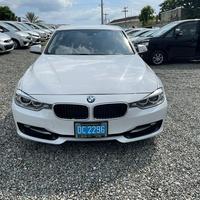 BMW 3-Series 2,0L 2014