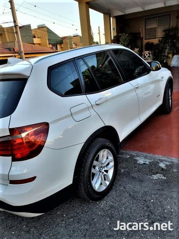 BMW X3 2,0L 2015-2
