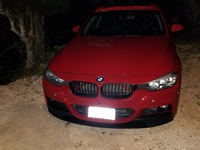 BMW 3-Series 4,0L 2014