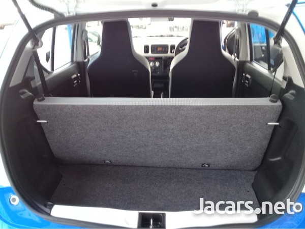 Suzuki Alto 0,7L 2016-7