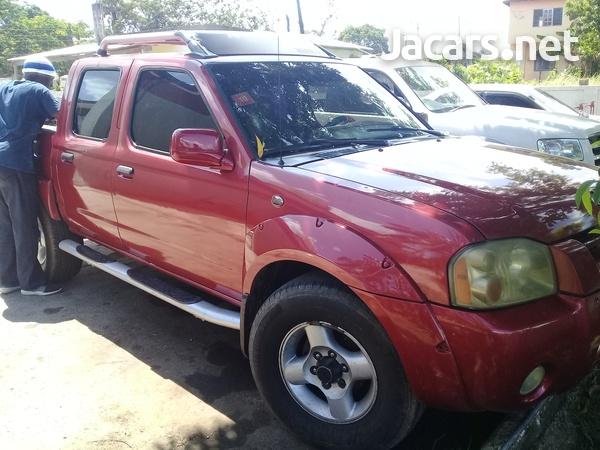 Nissan Frontier 2,0L 2001-7