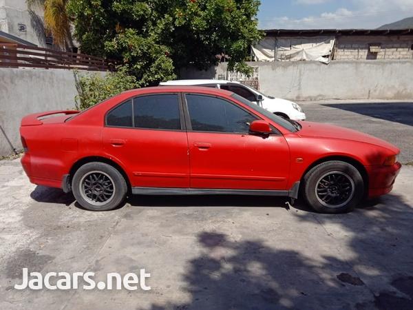 Mitsubishi Galant Fortis 1,8L 1998-14