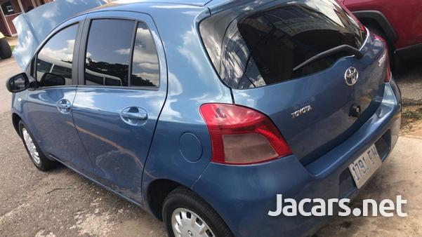 Toyota Yaris 1,3L 2008-5