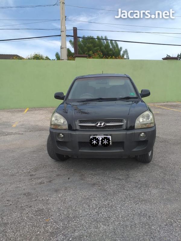 Hyundai Tucson 2,0L 2005-1