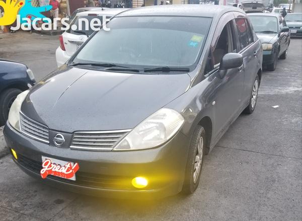 Nissan Tiida 1,7L 2007-2