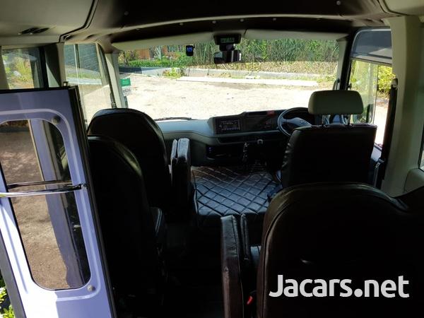2019 Toyota Coaster Bus-4