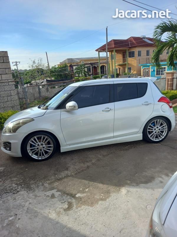 Suzuki Swift 1,6L 2012-9