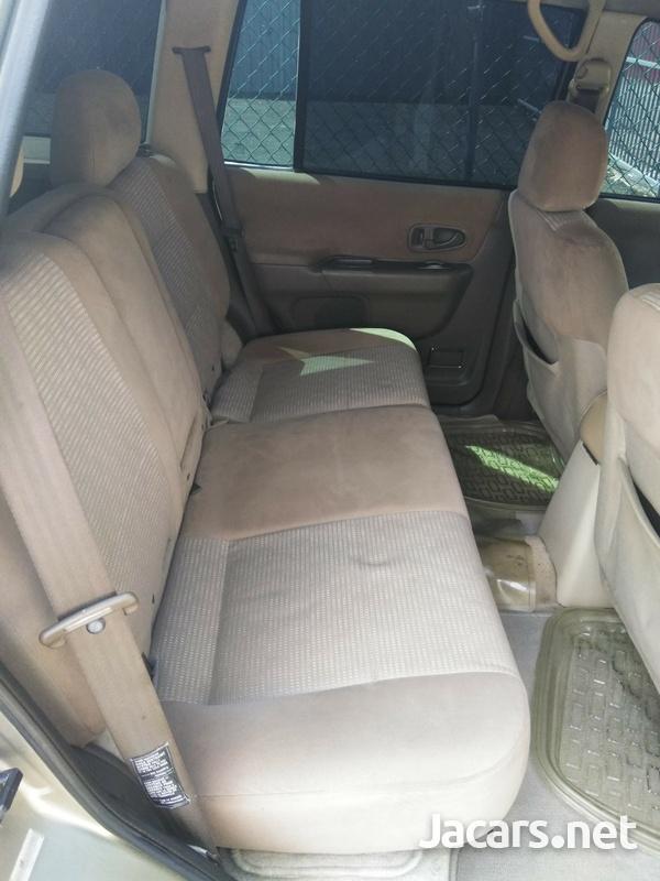 Mitsubishi Montero Sport 3,0L 2002-6