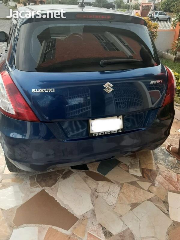 Suzuki Swift 1,5L 2015-2