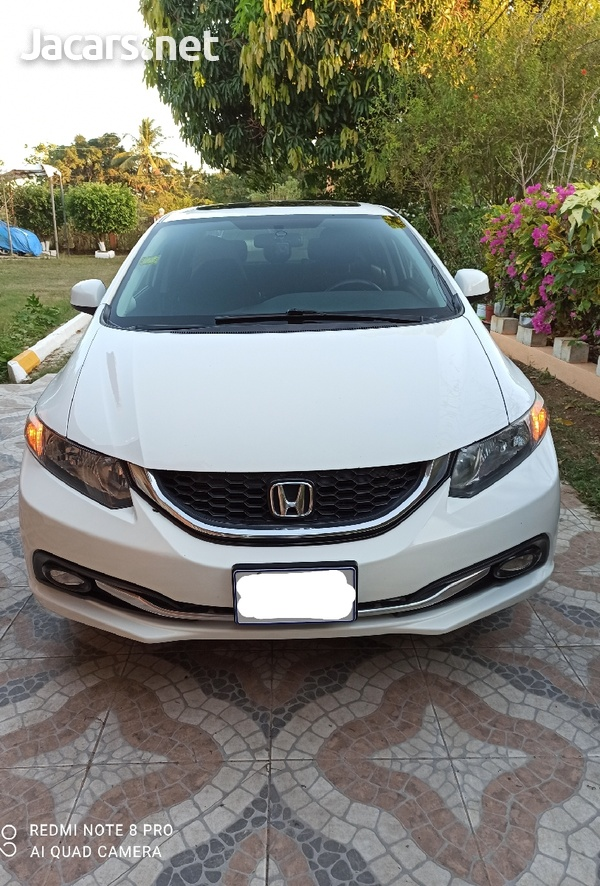 Honda Civic 1,8L 2013-1