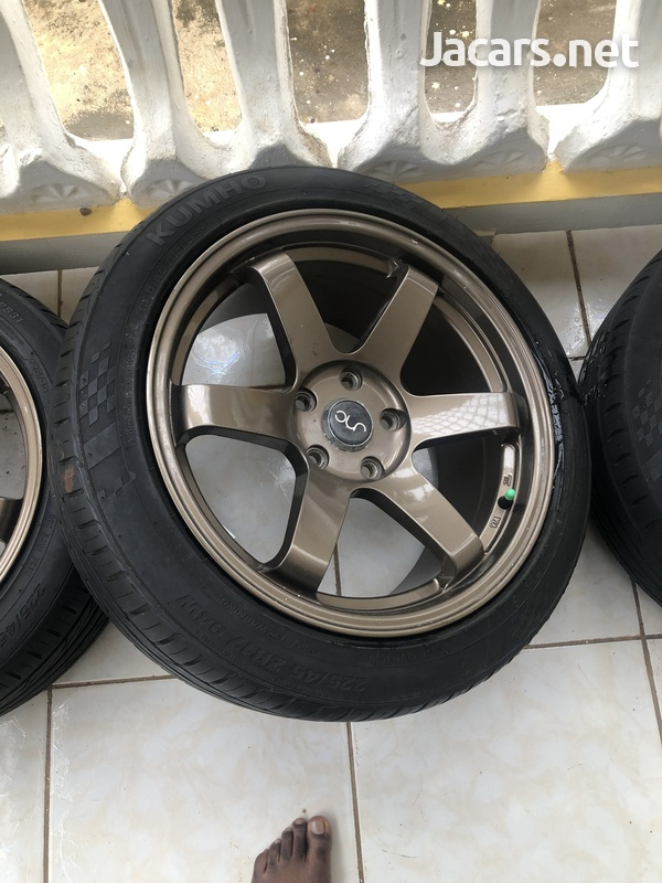 JNC 17s and tyre-3