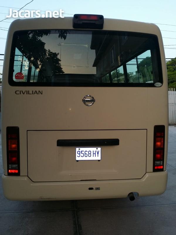 2006 Nissan Civilian Bus-4