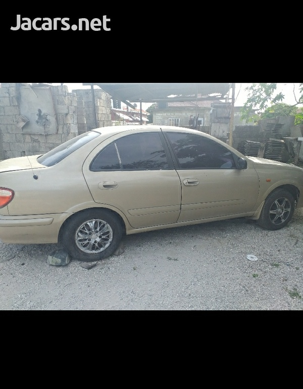 Nissan Sunny 1,6L 2002-5