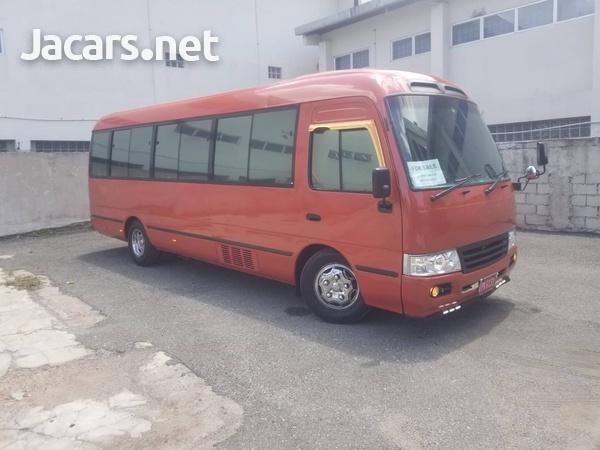 2002 Toyota Coaster Bus-5