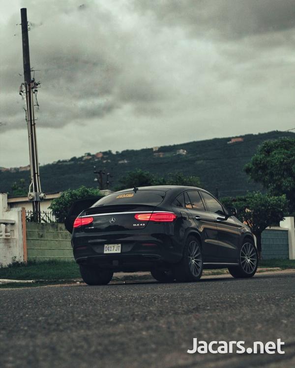 Mercedes-Benz GLE-Class 3,0L 2019-4