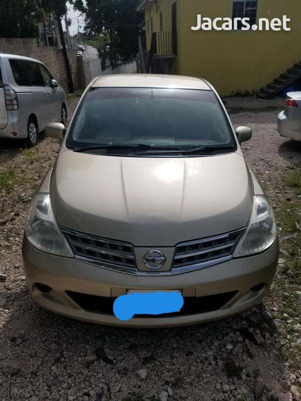 Nissan Tiida 1,5L 2009-6