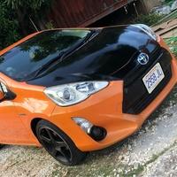 Toyota Aqua 1,1L 2016