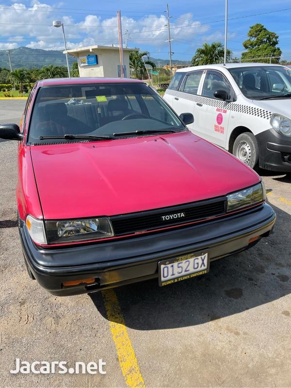Toyota Corolla 1,6L 1990-2