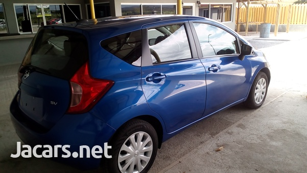Nissan Note 1,5L 2016-5