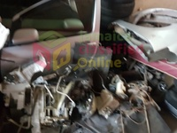2012 Toyota Wish Parts