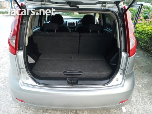 Nissan Note 1,5L 2008-4