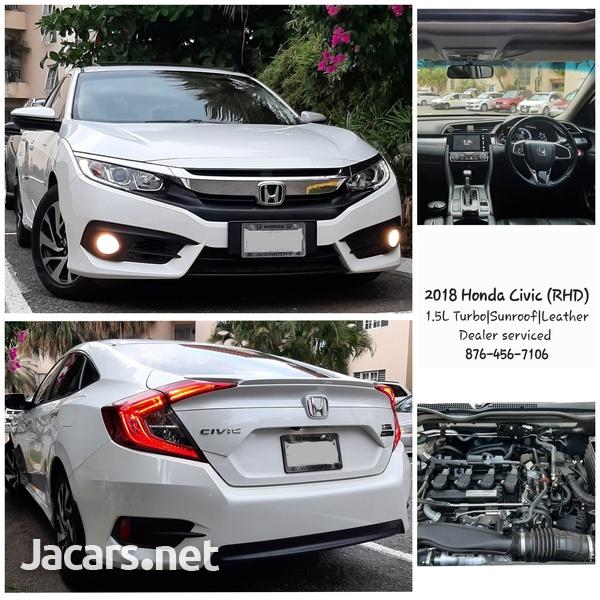Honda Civic 1,5L 2018-1