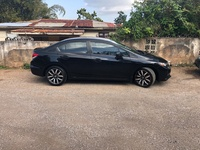 Honda Civic 2,0L 2014