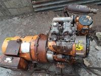 Heavy duty generator