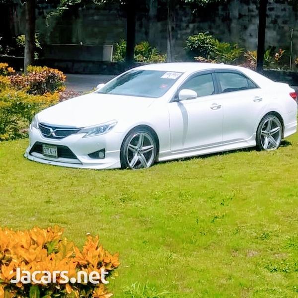 Toyota Mark X 2,5L 2013-1