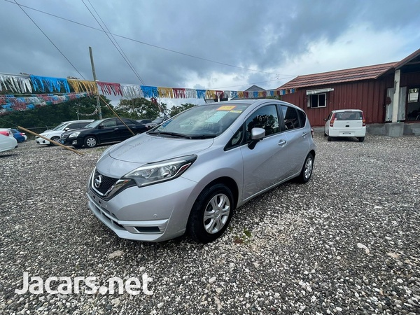 Nissan Note 1,3L 2017-1