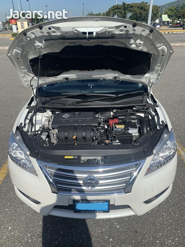 Nissan Sylphy 1,8L 2018-8