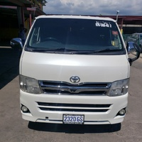 Toyota Hiace 2,5L 2012