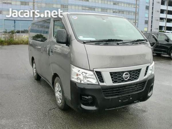 Nissan Caravan 3,6L 2013-6