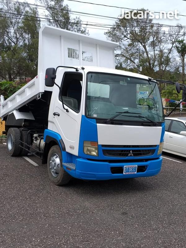 2005 Mitsubishi Fuso/Fighter Truck-4