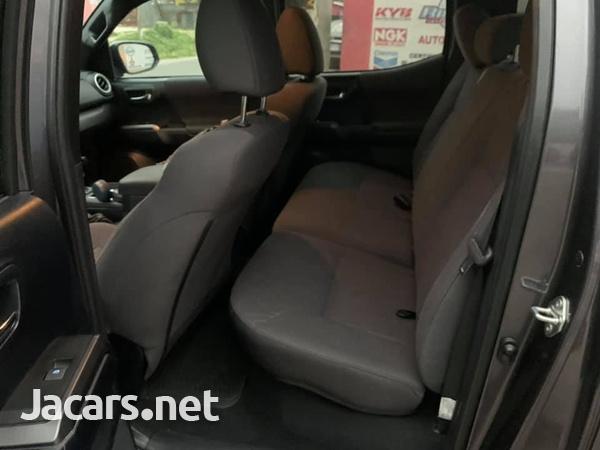 Toyota Tacoma 3,5L 2018-8