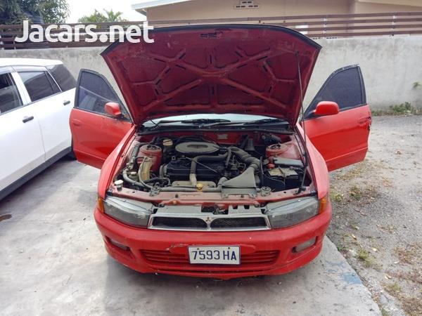Mitsubishi Galant Fortis 1,8L 1998-11