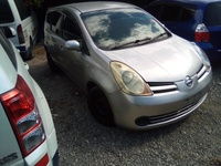 Nissan Note 1,5L 2007