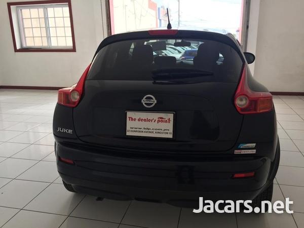 Nissan Juke 1,5L 2012-4