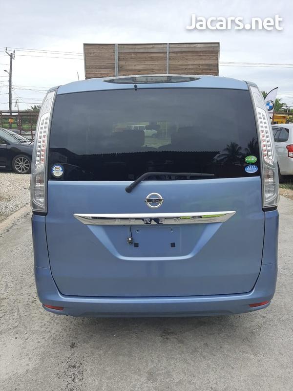 Nissan Serena 1,8L 2015-11
