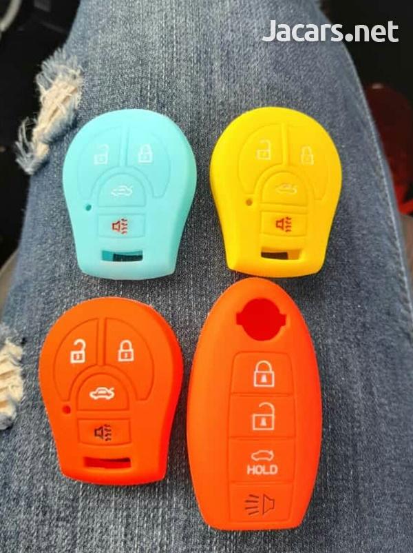 silicone car key case-1