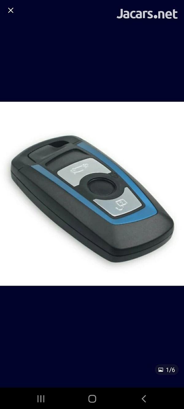 Silicone car key cases-2